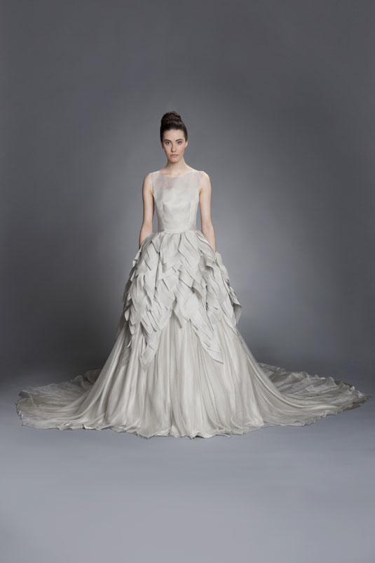 More treats in store with this second part of our couture bridalwear feature.