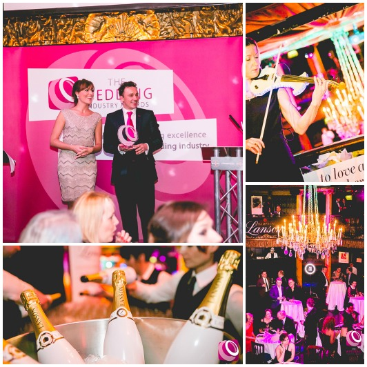 The Wedding Industry Awards 2015 - National Finals - CAfe de Paris