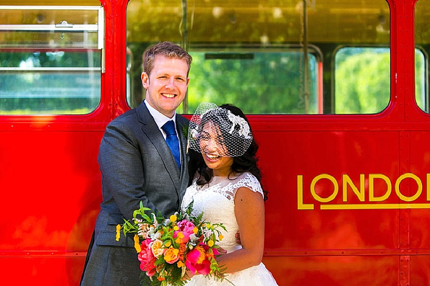 A very Happy 1st Anniversary to our clients Chris and Maebellyne