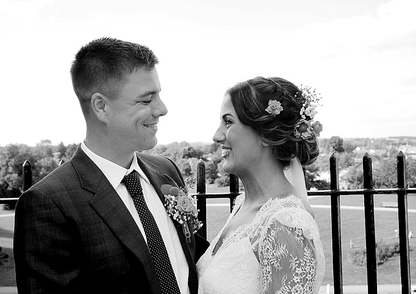 A very Happy First Anniversary to our clients Dean and Natasha.