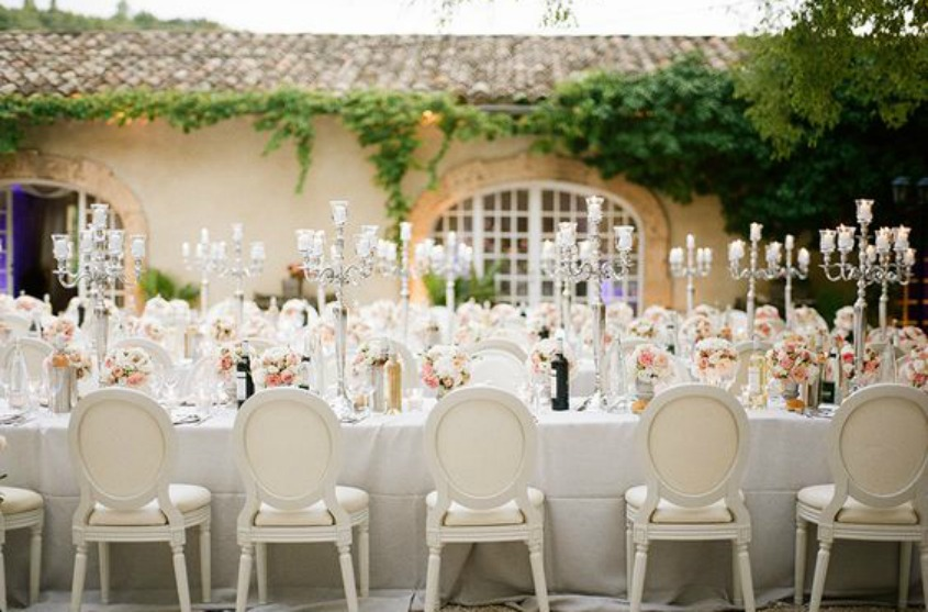Gracie shares her thoughts and ideas on the subject of styling wedding chairs.