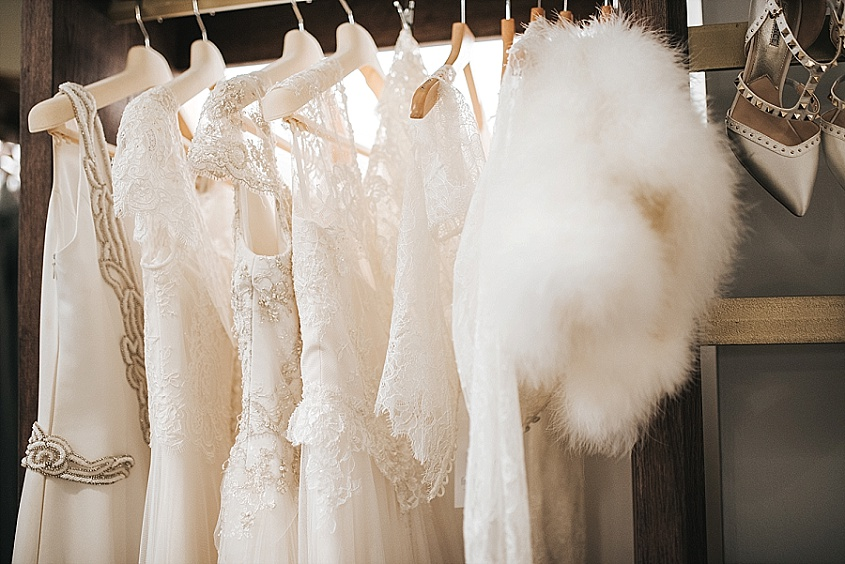 Highly curated bridalwear for the fashion conscious bride