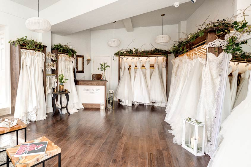 Shopping for your wedding dress should be a fun, joyful experience. It's all about spending time with your bridesmaids, maybe the odd glass of bubbly, and a few happy tears when you find 'the one'. What's not to love?!