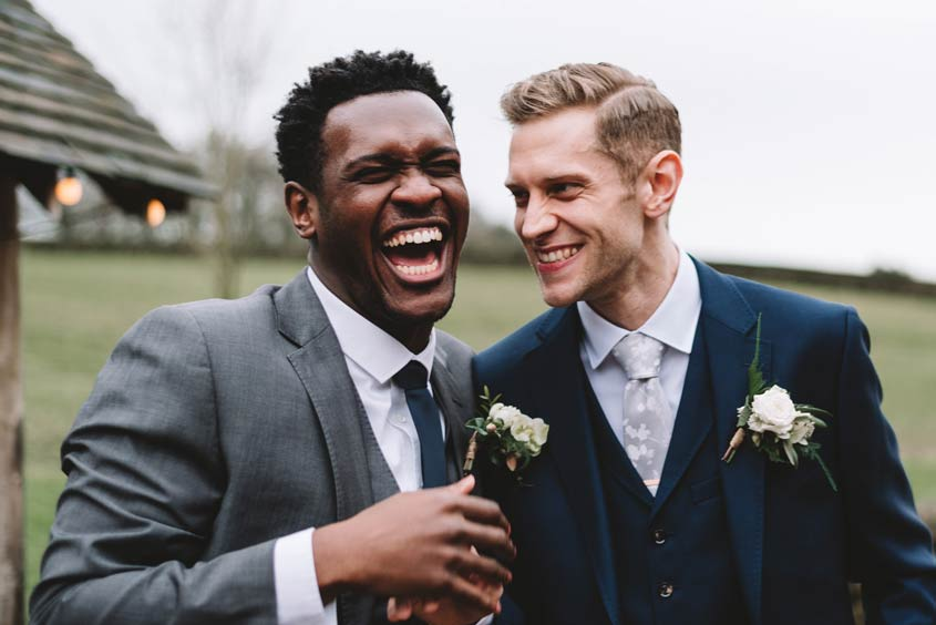 The tradition of the 'best man' is thought to have originated with the Germanic Goths of the 16th century. Back then, he was the 'best man' for, specifically, the job of stealing the bride from her neighbouring community or disapproving family. He was probably the best swordsman too....