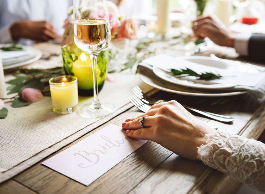 No matter how organised you are, the last few days before your wedding will be hectic and busy. There's an awful lot to remember and if your celebration isn't taking place locally, there are travel arrangements to contend with too.