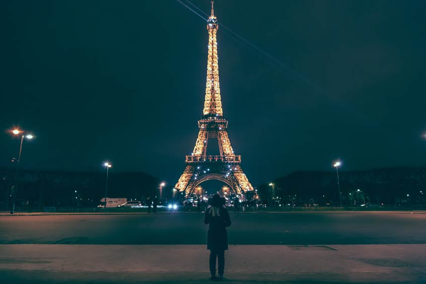 Places to Propose in Europe - Paris - Eiffel Tower Edgar Chaparro