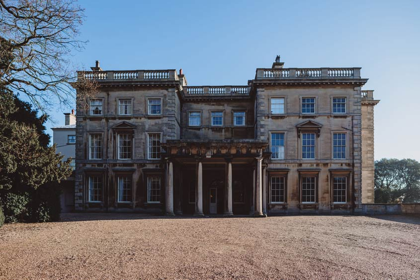 Today, I'm kicking off a new blog series sharing some of the amazing venues I'm lucky enough to visit, explore, and work with. Prestwold Hall is a stunning Grade I listed stately home in the heart of Leicestershire Wolds.
