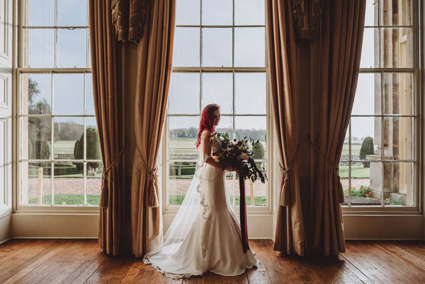 Wedding Venues - Prestwold Hall - Captured by Megan Wilson Photography