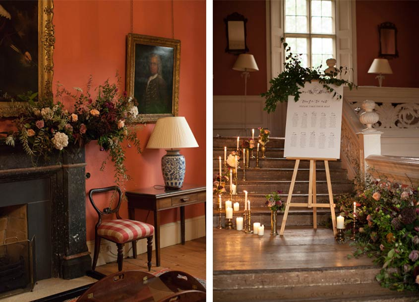 Exclusive use wedding venue in Nottingham - Holme Pierrepont Hall - Lucy Stendall Photography
