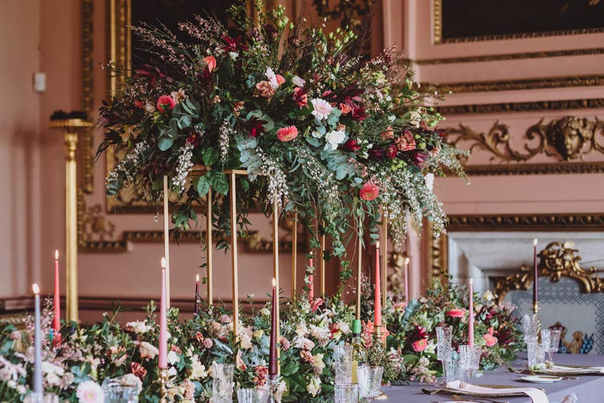stunning wedding flowers - Sassy Blooms - Captured by Megan Wilson