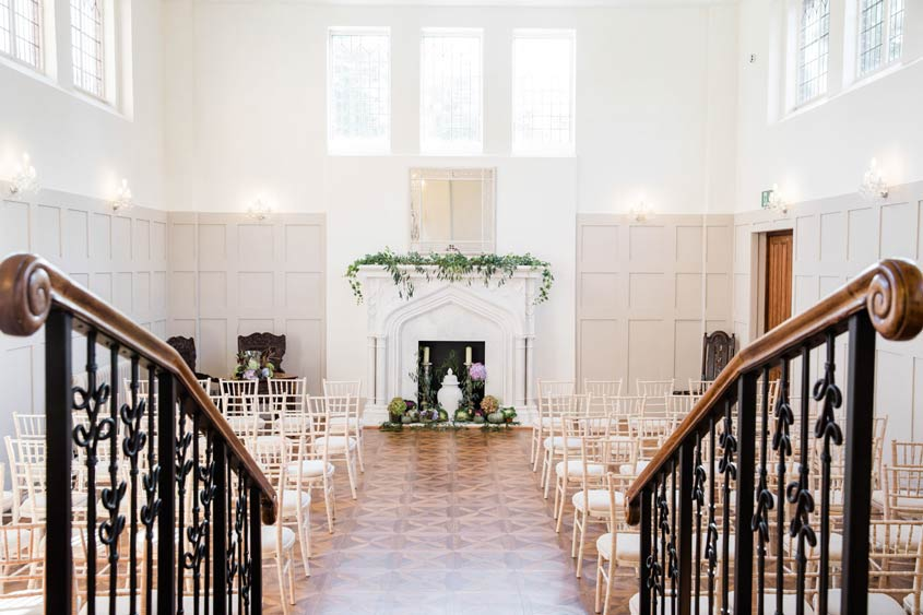 Yorkshire wedding venue - Thicket Priory