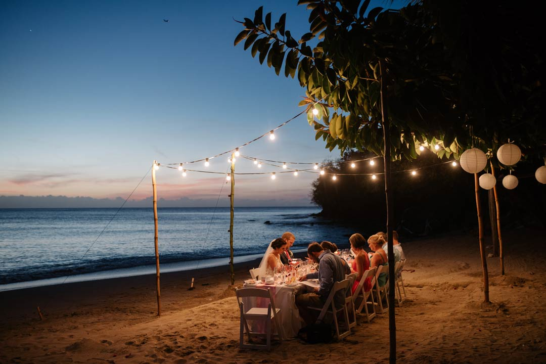 Getting married in Saint Lucia - Calabash Cove