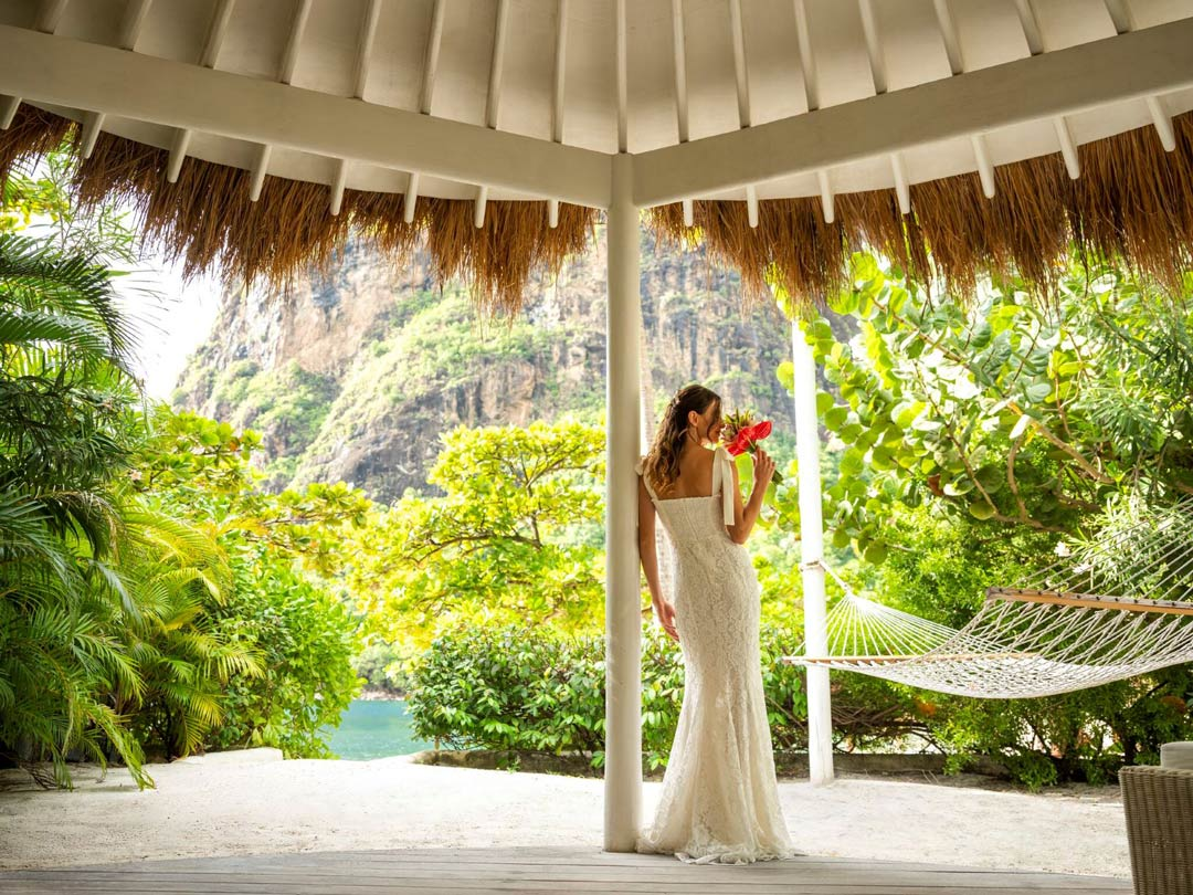 getting married in Saint Lucia - Sugar Beach Viceroy