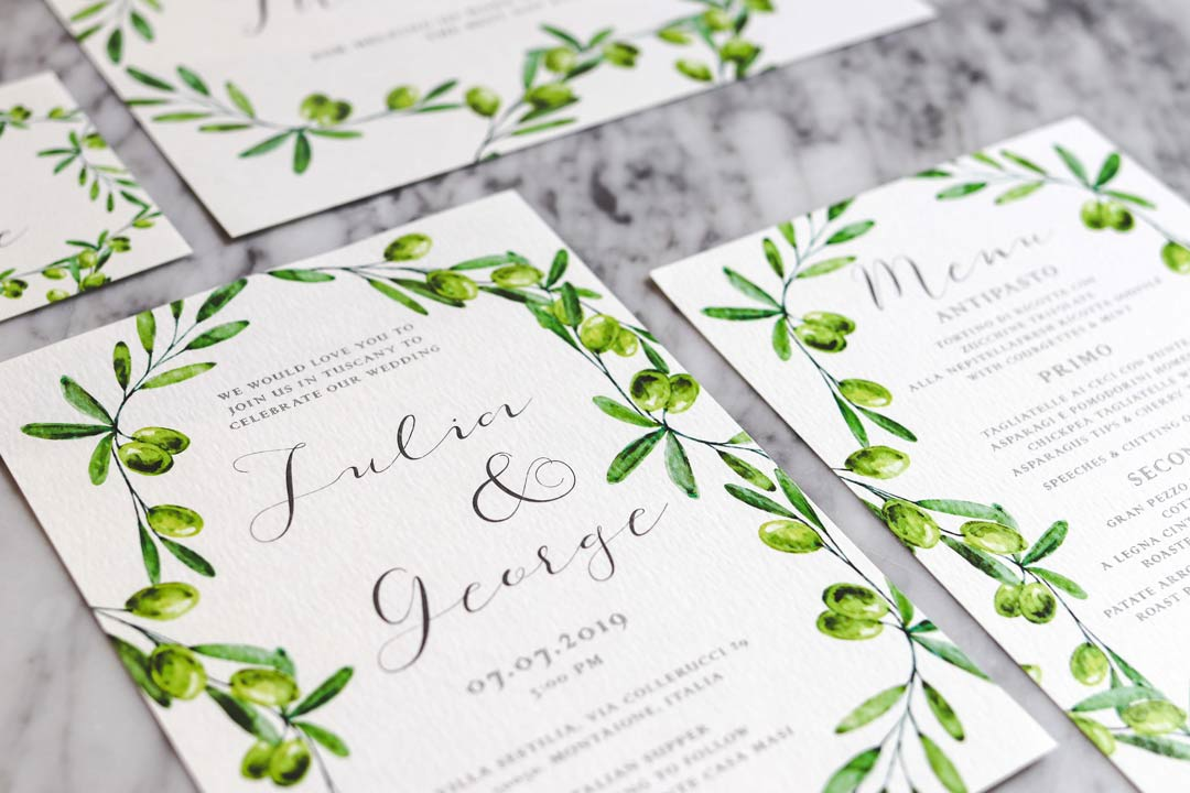 Choosing your wedding stationery is an important step in your wedding planning. With so many styles to choose here's a little expert help.