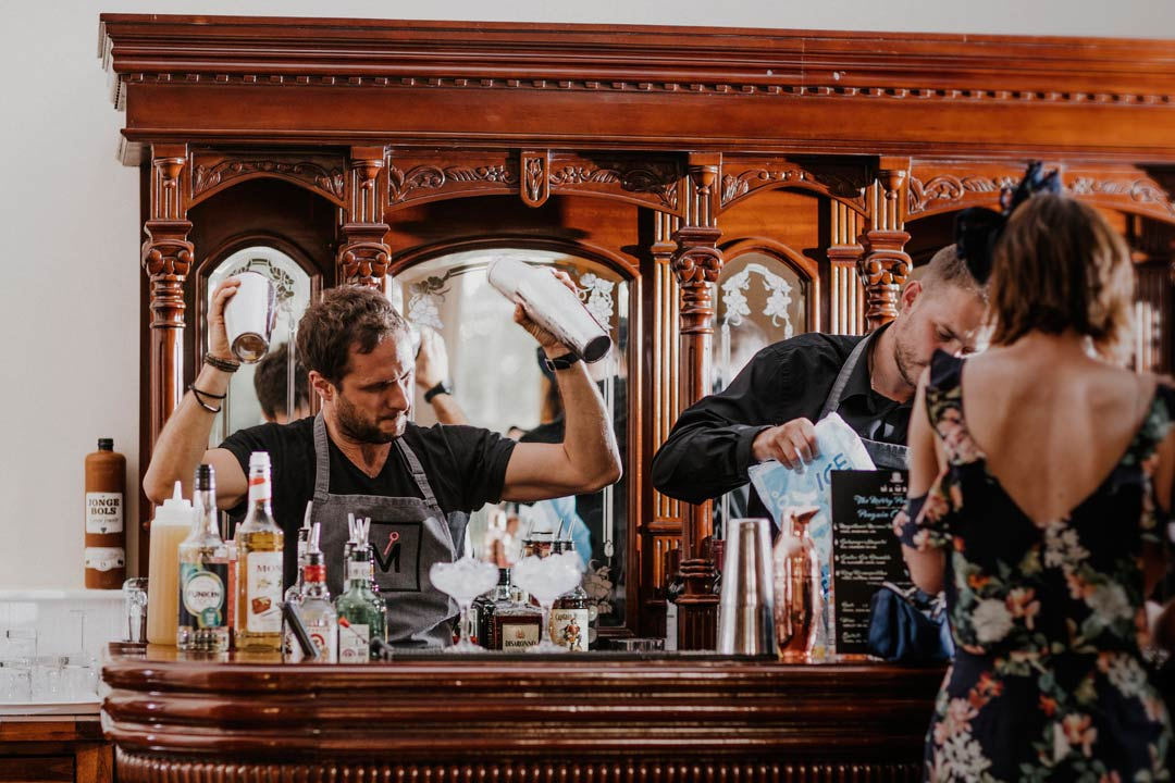 A passion for cocktails and more than a little bit of flair - If you're looking for something more creative than the average mobile bar company we may have found the perfect mix for you!
