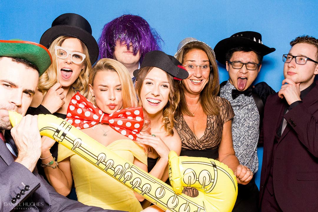 party planner - photobooth - Daniel Hughes Photography