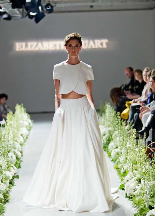 Elizabeth Stuart Fall 2014 Collection - Moonflower