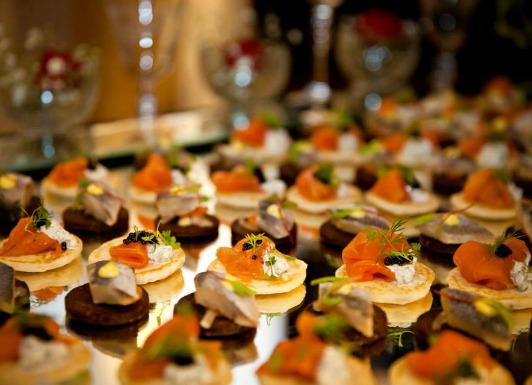 The Wedding Industry Awards 2015 - Galloping Gourmet