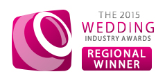 The Wedding Industry Awards Regional Winner